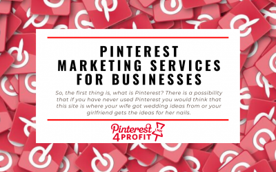 Pinterest Marketing Services for Businesses